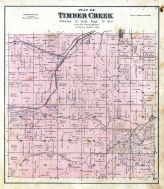 Timber Creek, Marshall County 1885